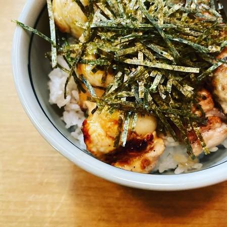 むさし乃焼鳥丼2