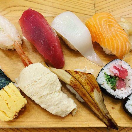 がんこ寿司にぎり盛合せ竹1
