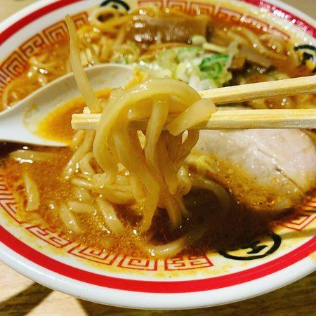 らーめん 玉 大阪梅田店太麺