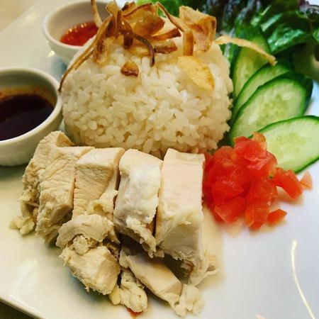 海南鶏飯(ハイナンチーファン)ランチ