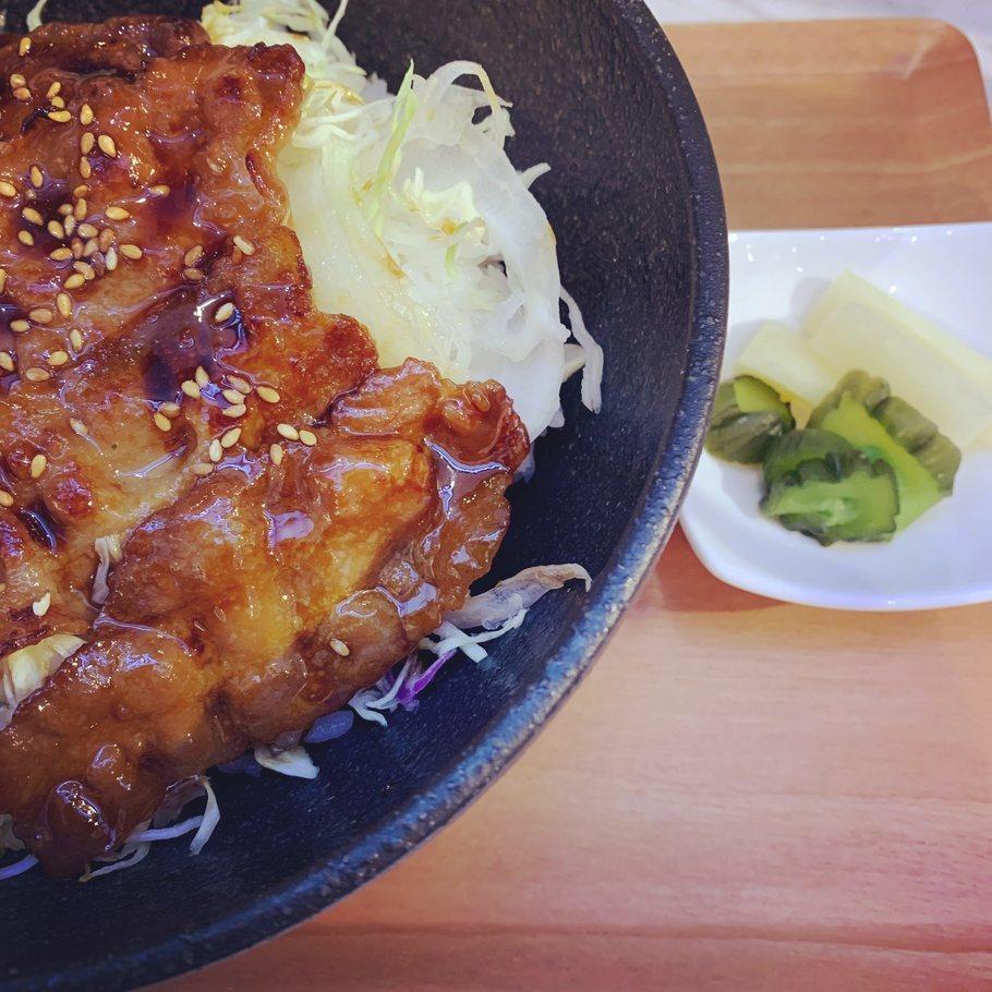 網焼き豚バラ弁当(丼)