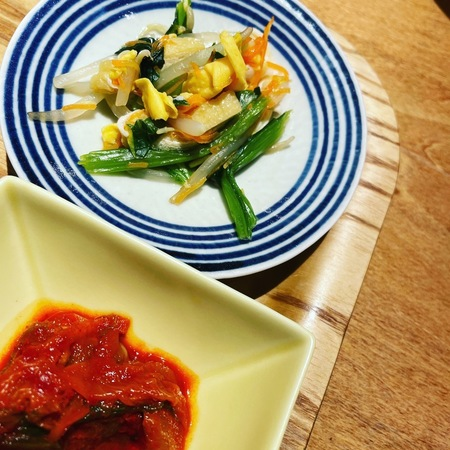 RIVERCAFEキムチと惣菜