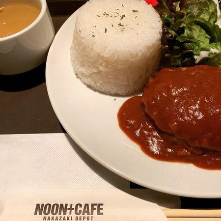 NOON + CAFE | NAKAZAKI DEPOT