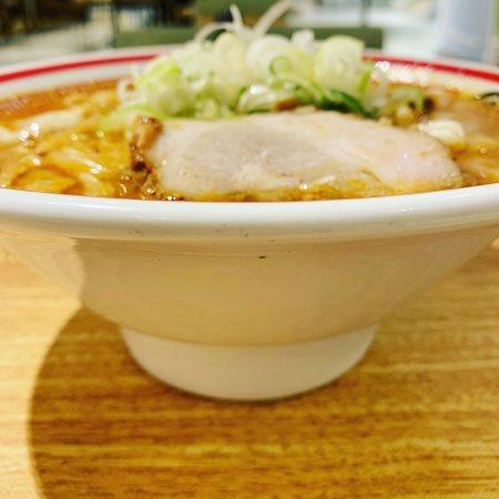 らーめん 玉 大阪梅田店濃厚味噌らーめん2