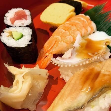 吉野にぎり寿司定食2
