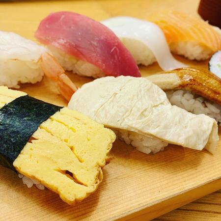 がんこ寿司にぎり盛合せ竹2