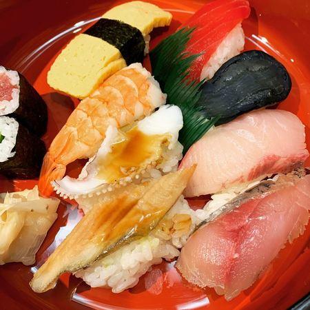 梅田吉野寿司