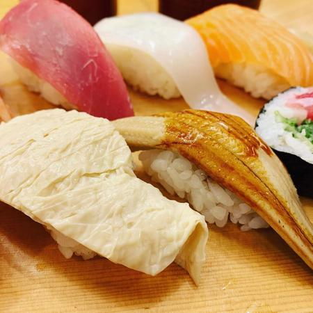 がんこ寿司にぎり盛合せ竹3