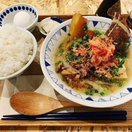 ごちとん大阪ごちとん豚汁1