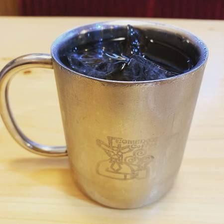 コメダ珈琲店アイスコーヒー