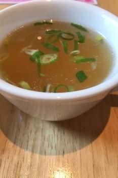 busabaスープ