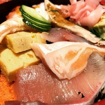 丸まん寿司ちらし寿司セット3
