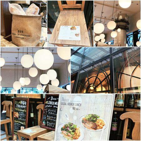 Brasserie & wine Cafe Buzz Umeda