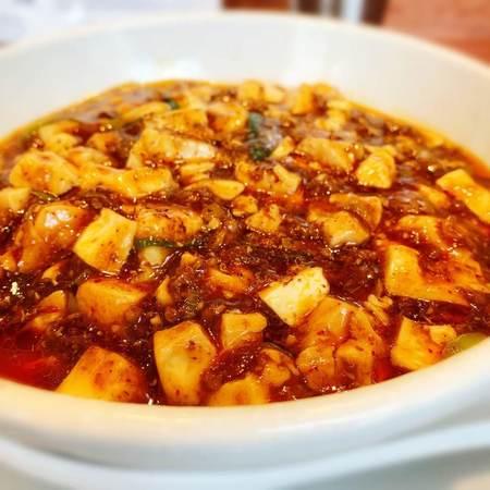 蝋燭屋の麻婆麺2辛