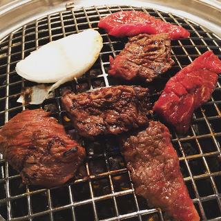 アジヨシ焼肉定食1