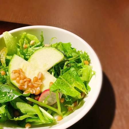 近江野菜が食べ放題