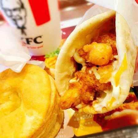 KFCチキンスライダーセット3