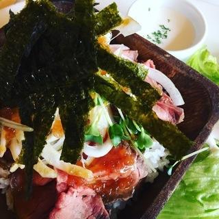 マーブルのお肉ランチ2