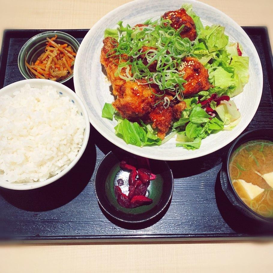 THE唐揚定食