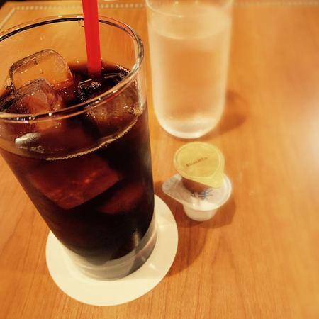 梅田1923アイスコーヒー1