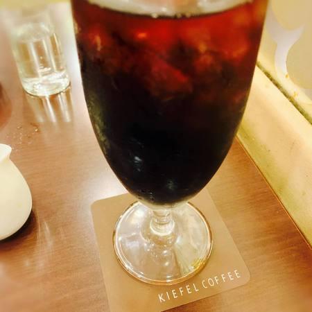 KIEFELアイスコーヒー