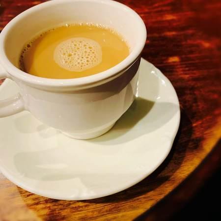 ジャズオントップおかわりできるコーヒー