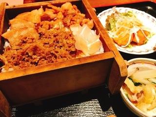 肉めし定食2