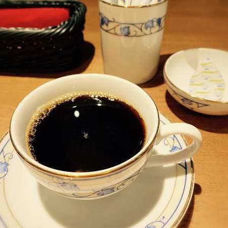 トップスカフェのコーヒー
