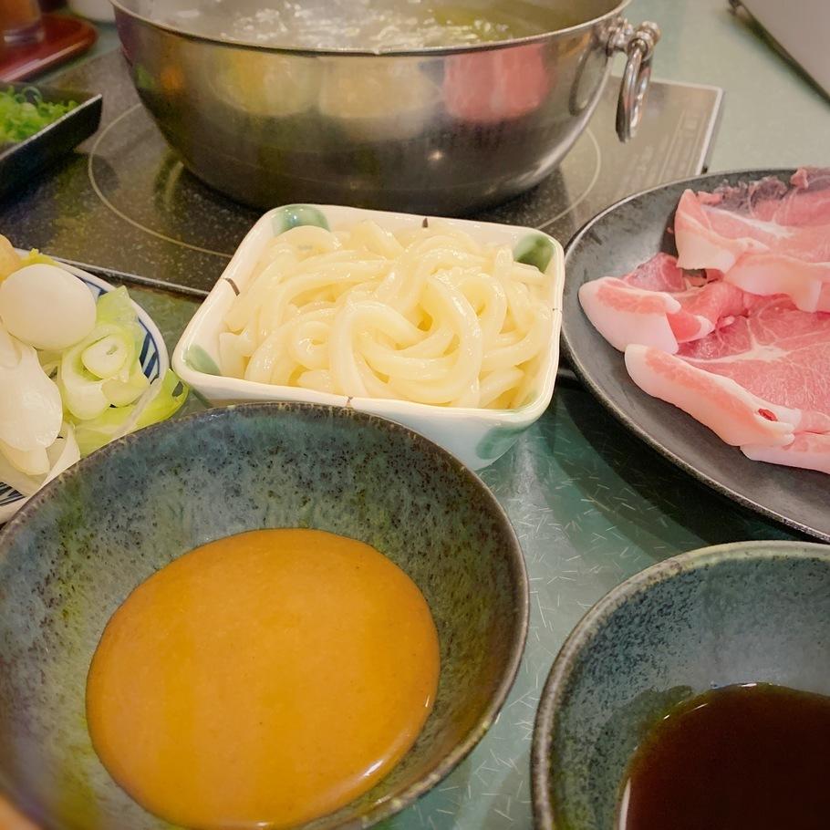豚肩ロース定食
