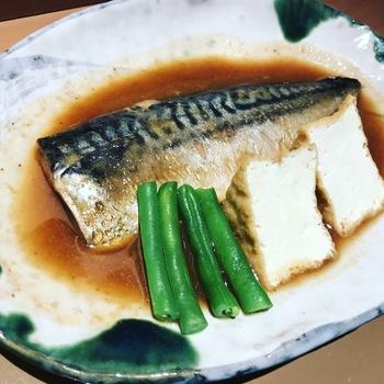 やよい軒サバ味噌煮3