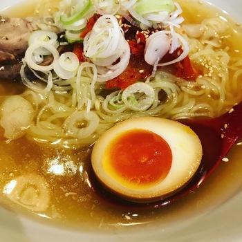 にぼし冷麺(4月~10月限定)