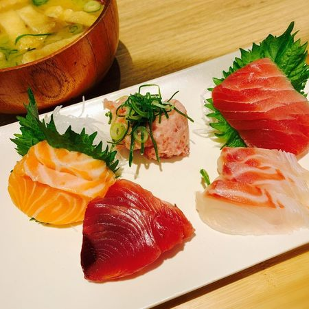 おさかなキッチンお刺身定食2