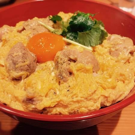 三徳六味お昼の定食 朝びき鶏の親子丼2