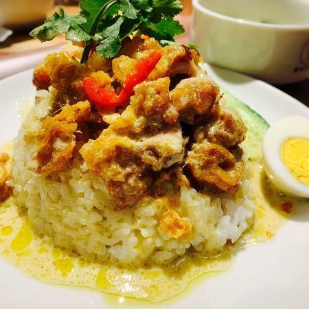 タイキッチン カオマンガイ エスト店