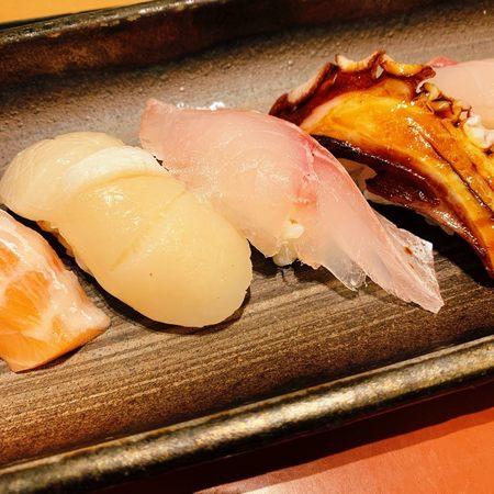 弁天本店にぎり寿司2