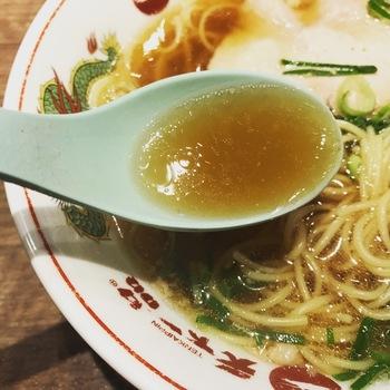 中華そば あっさり(細麺)