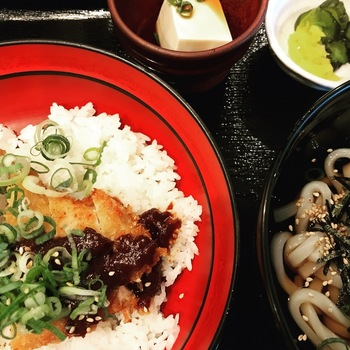 酉乃市お昼の定食