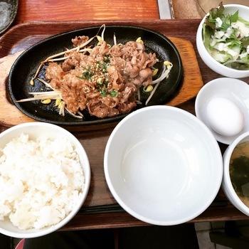 焼肉定食梅田てつ