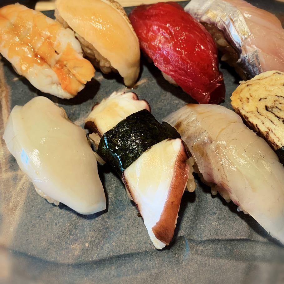 寿司ランチ縁