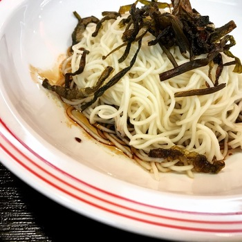 うさぎ食堂拌麺セット1