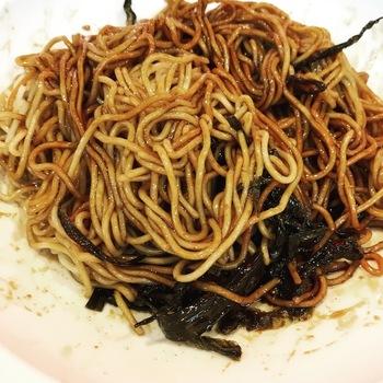 うさぎ食堂拌麺セット2