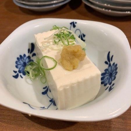徳田酒店小鉢