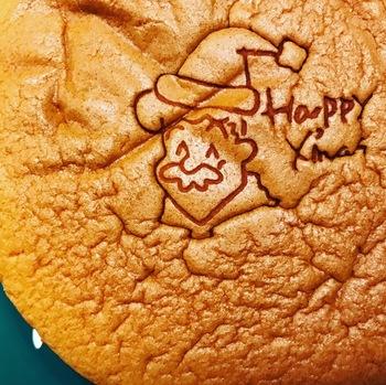 りくろーおじさんのチーズケーキ1