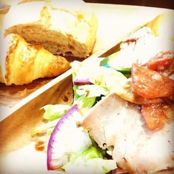 ランチセット+珈琲
