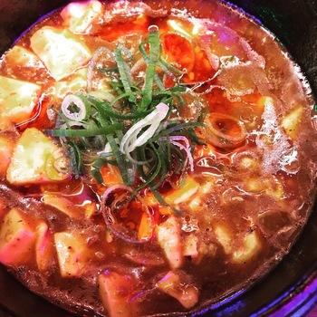 幸福飯店四川麻婆豆腐2
