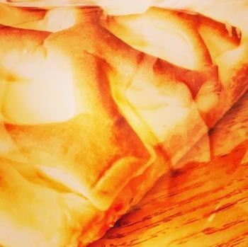 柔らかチーズクリームパン