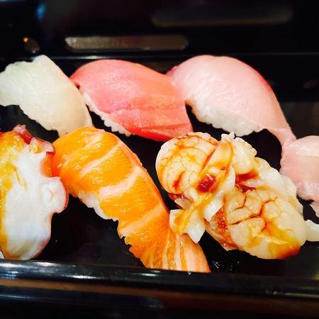 富久佳 日替わり寿司6種1
