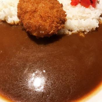 直福ミンチカツカレー1