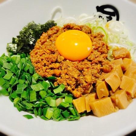 麺やマルショウ EST店 台湾まぜそば1