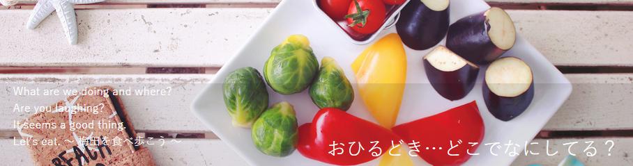 梅田を食べ歩こう~梅田ひるめし.com